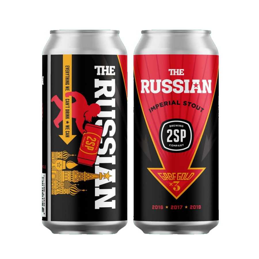 The Russian Imperial Stout 2SP