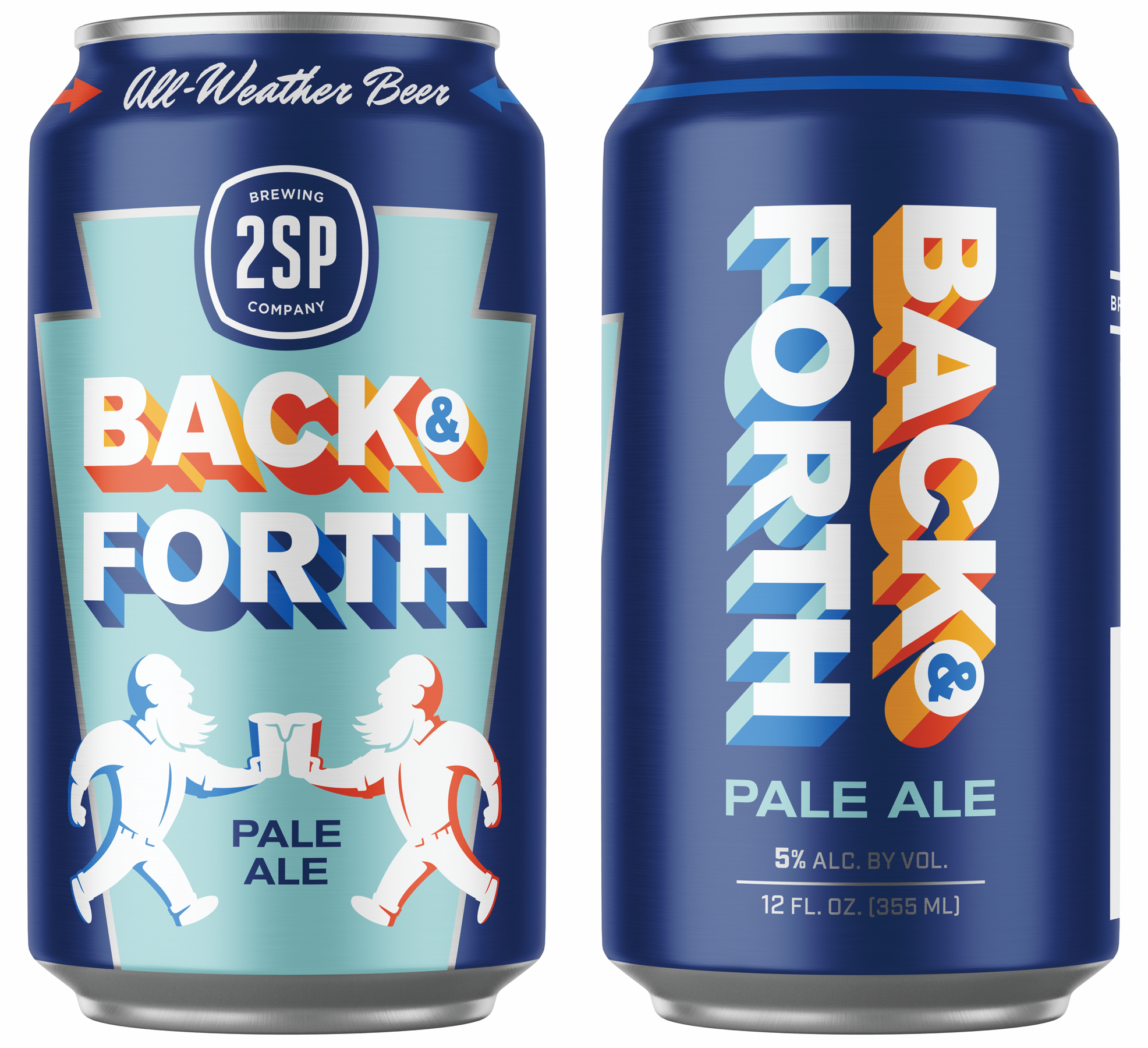 Back and Forth New 2SP Branding 2021