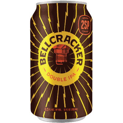 Bellcracker Double IPA from 2SP brewing