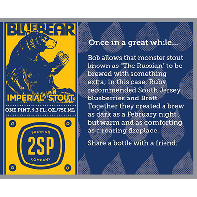 BluBear Imperial Stout