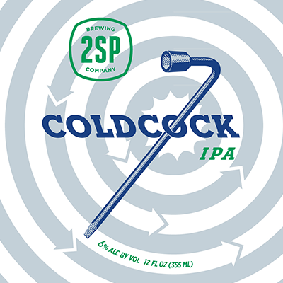 Coldcock IPA from 2SP Brewing Company