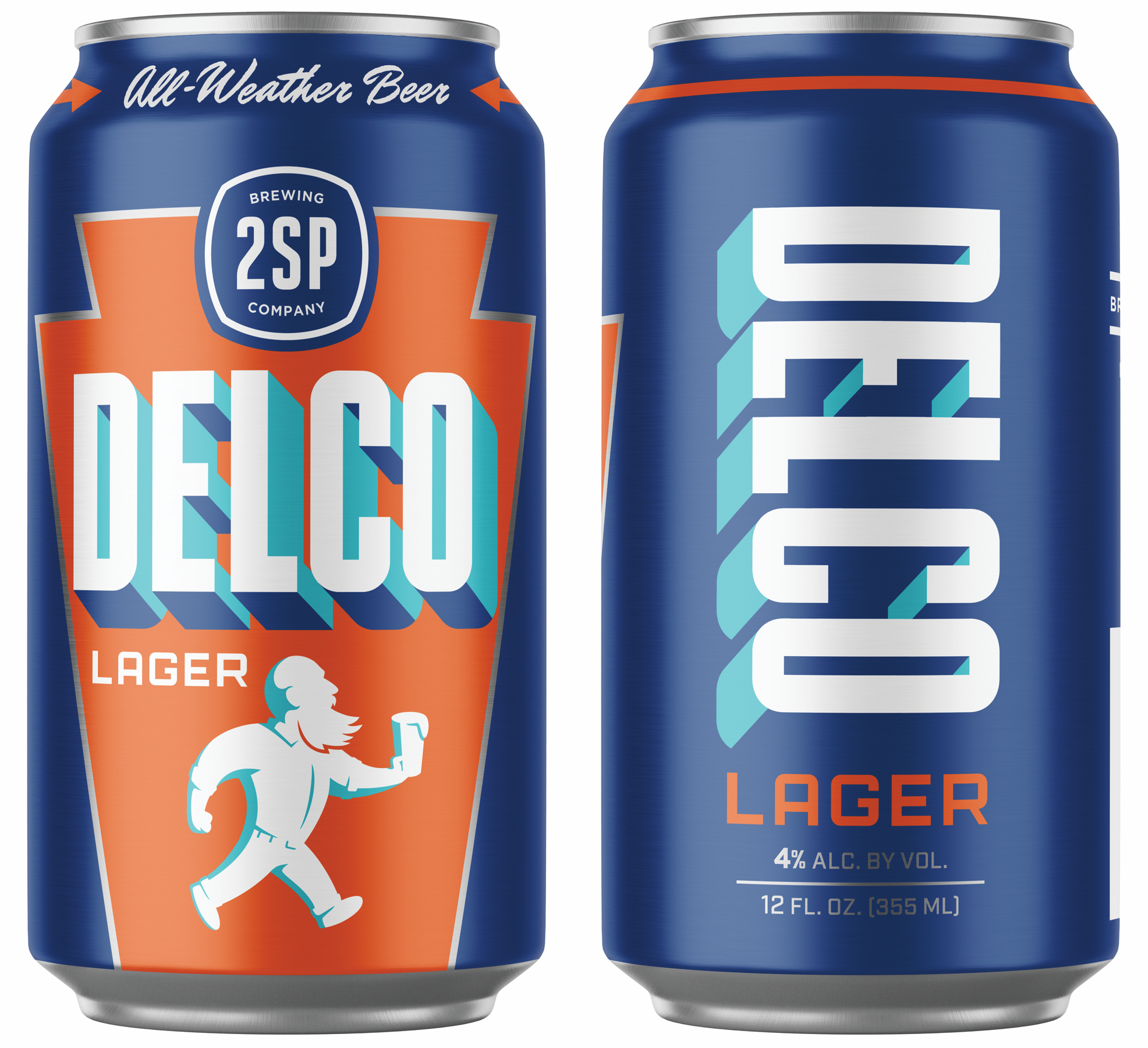 New Delco from 2SP Brewing Company 2021