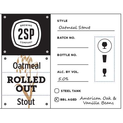 Rolled OUT Oatmeal Stout