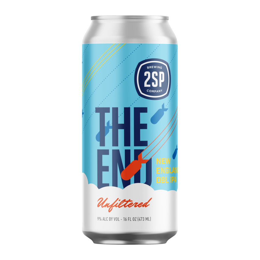 The End Beer 2021 2SP Brewing