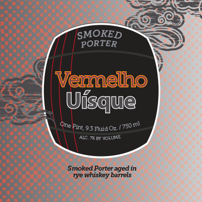 Uisque Fumaca Smoked Porter from 2SP