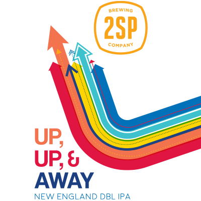 Up, Up, & Away New England IPA from 2SP