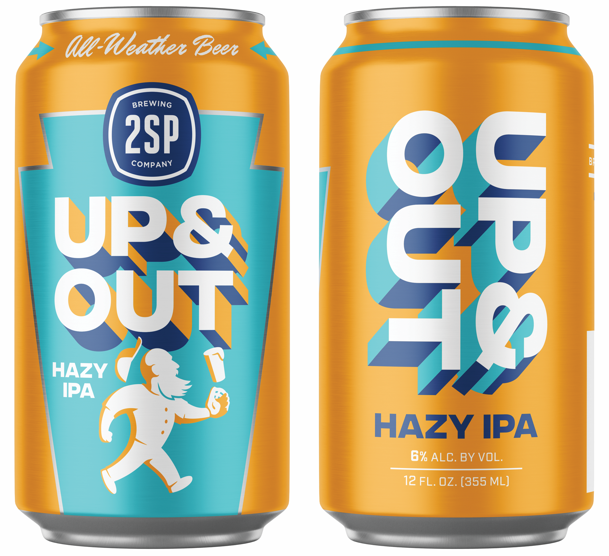 Up and Out from 2SP Brewing 2021