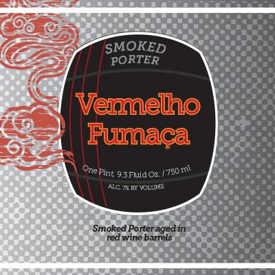 Vermelho Fumaca Smoked Porter Beer from 2SP