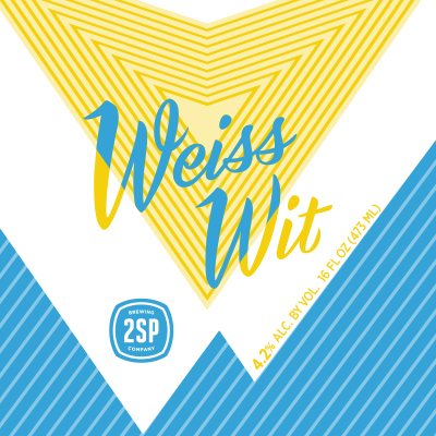 Weiss Wit Brew from 2SP Brewing