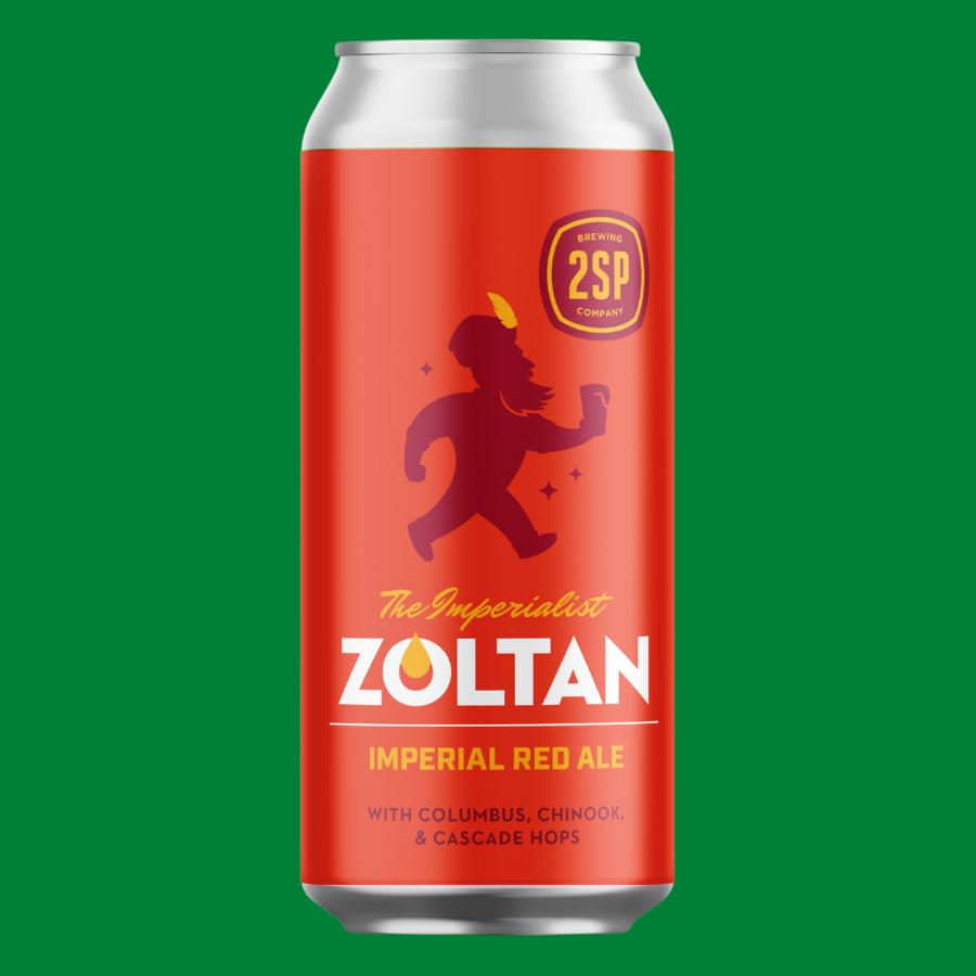 Zoltan Beer from 2SP Brewing