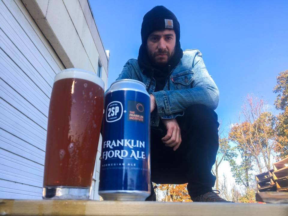 Franklin Fjord Ale from 2SP Brewing