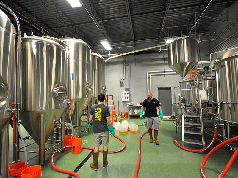 Taming the Brewing Monster at 2SP Brewing