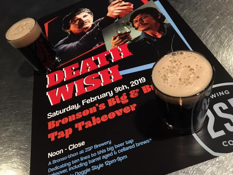 Death Wish Tap Takeover