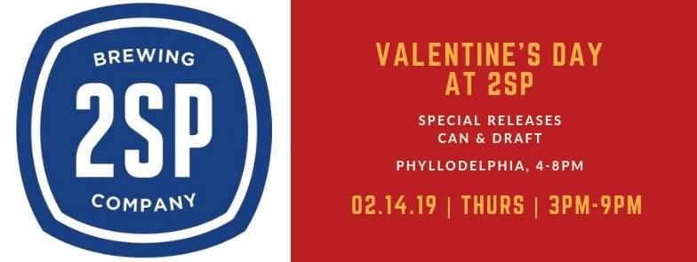 Valentine's Day at 2SP 2019