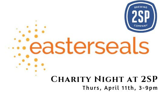 Easter Seals Charity Night at 2SP