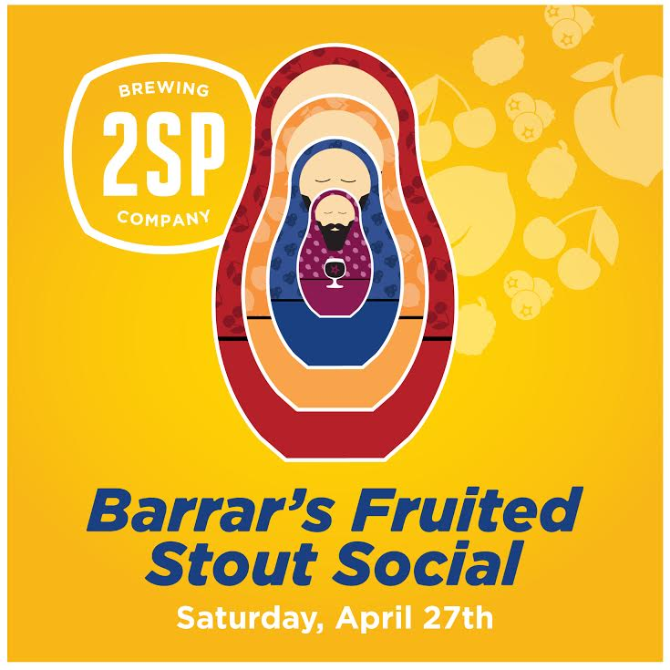Barrar's Fruited Stout Social 2019