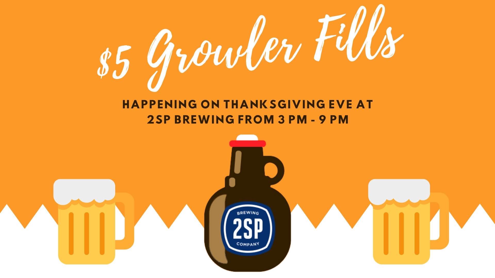 5 Dollar Growler Night 2019