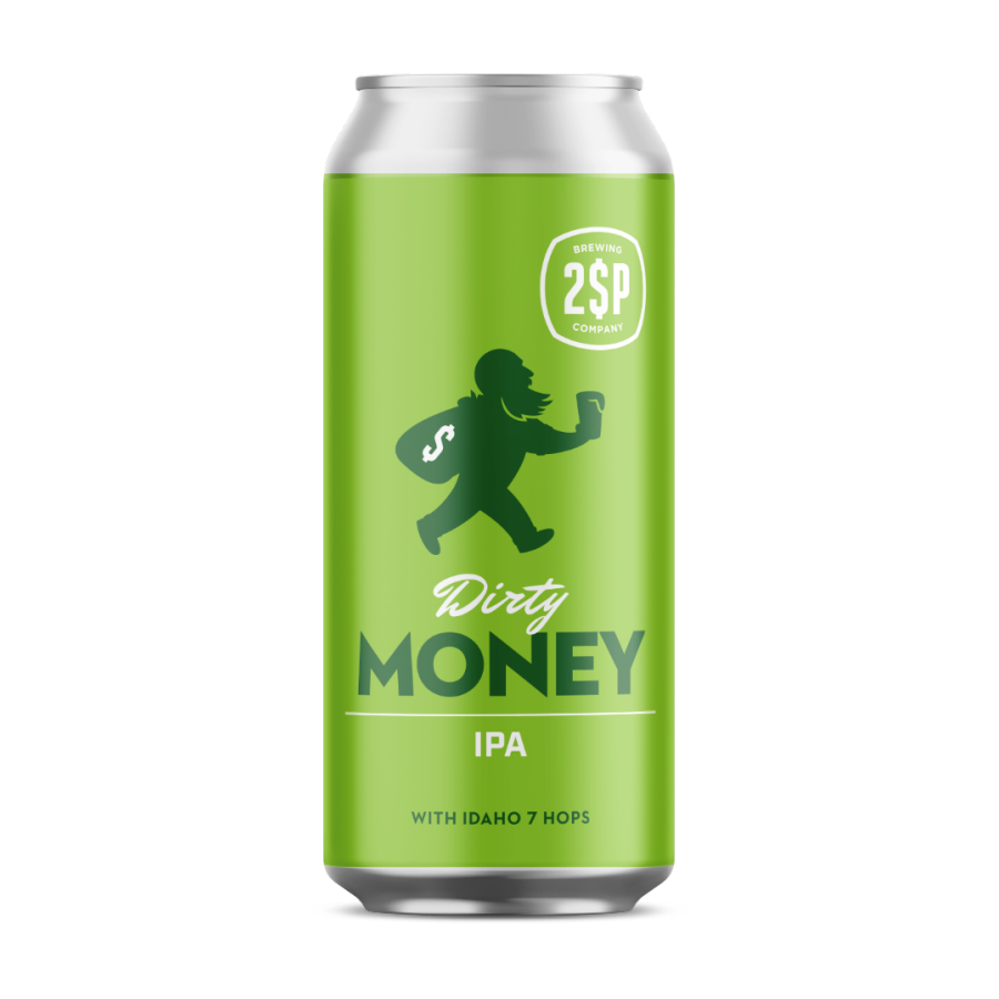 Dirty Money from 2SP Brewing