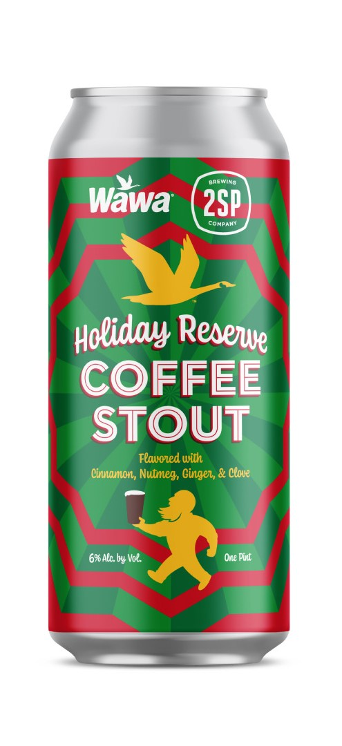 Holiday Reserve Coffee Stout Can