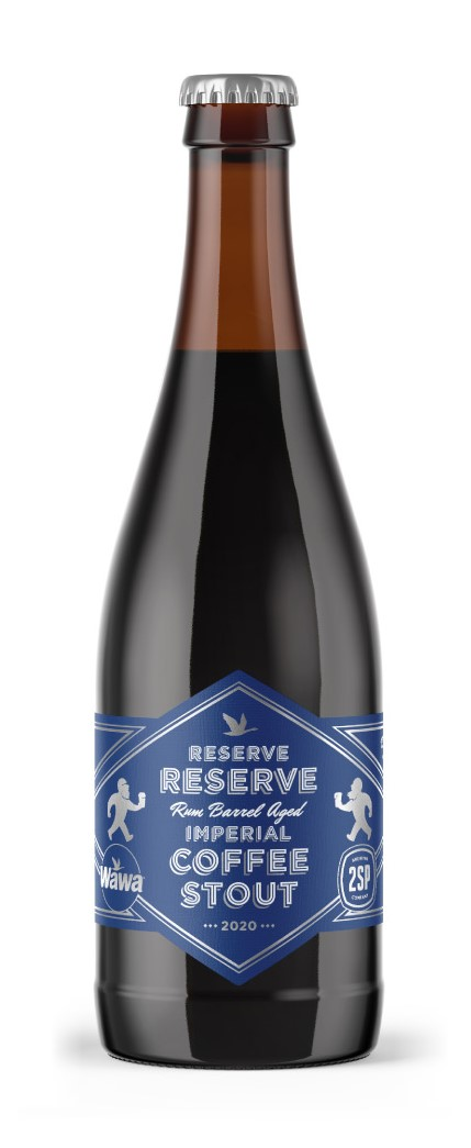 Rum Reserve Reserve Bottle