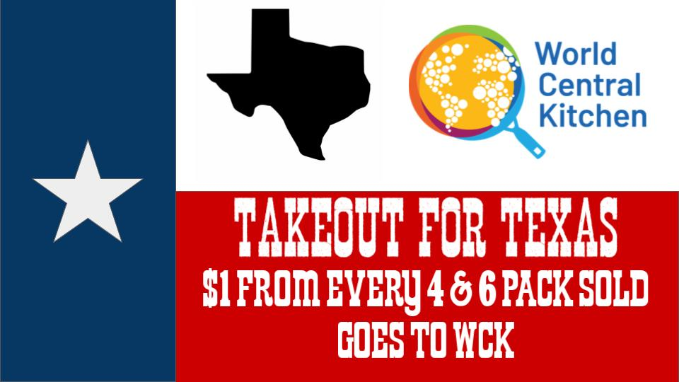 Takeout For Texas