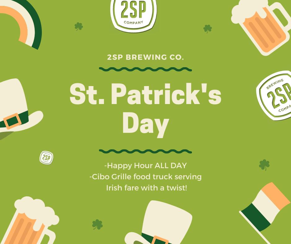2021 St. Patrick's Day